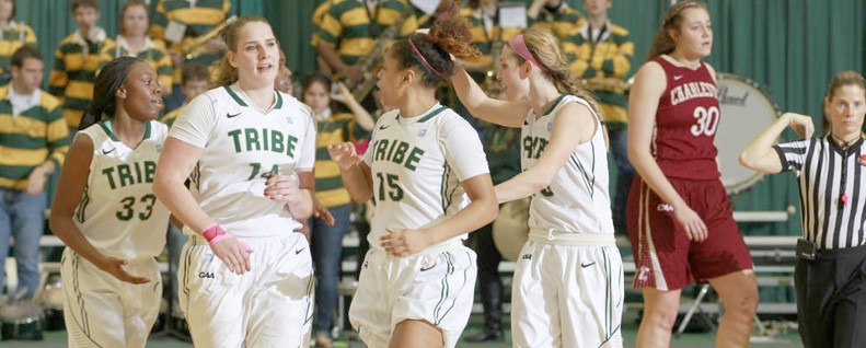 Women's Basketball: College prevails for second conference win