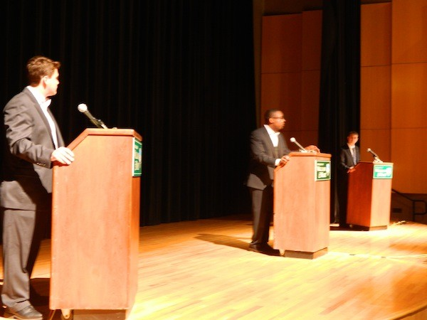 SA candidates discuss platforms, participate in debate