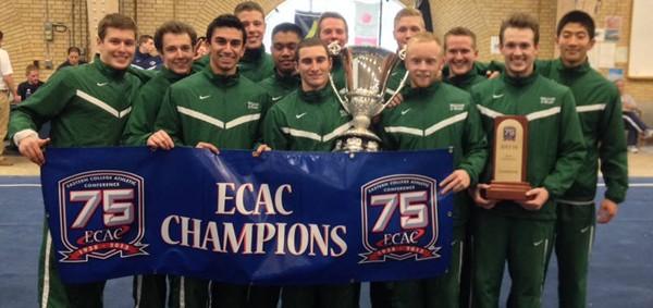 Gymnastics: College dominates ECAC Championships