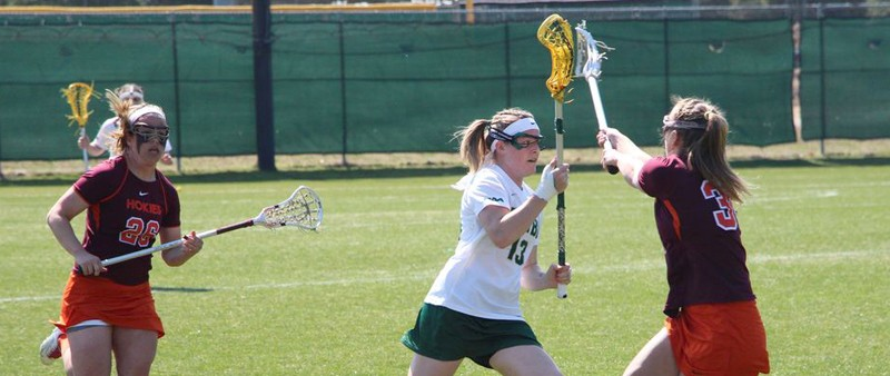 Lacrosse: Opportunities go awry as College falls to Virginia Tech