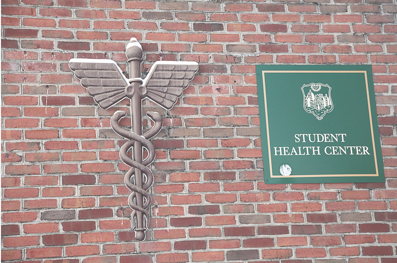 Student assaulted behind Student Health Center Wednesday night