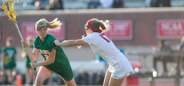 Lacrosse: No. 18 Ohio State drops Tribe 14-7