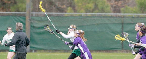 Lacrosse: College loses 14-3 to Albany, falls to 1-6 on season