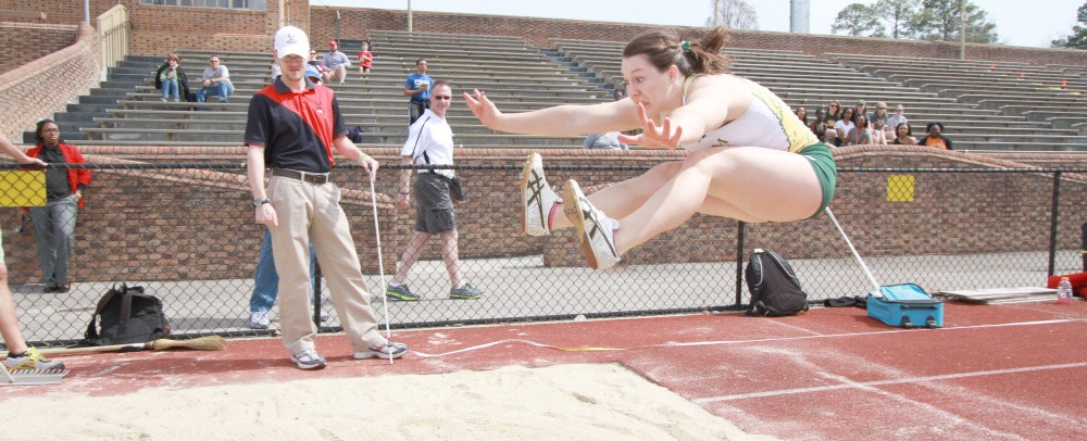 Track and Field: Men and women take first in Tribe Invitational