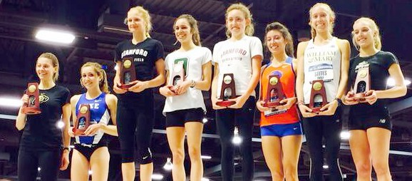 Women's Track and Field: Stites takes sixth at NCAAs