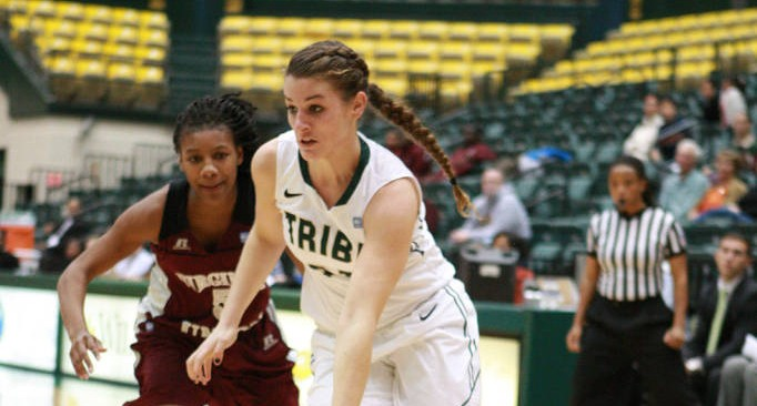 Women's basketball: College suffers blowout loss, double overtime loss over break