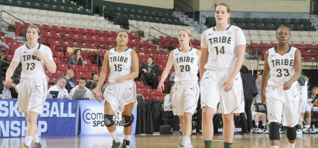 Women's Basketball: Tribe's season ends