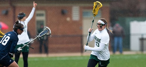 Lacrosse: Tribe stumbles in weekend games