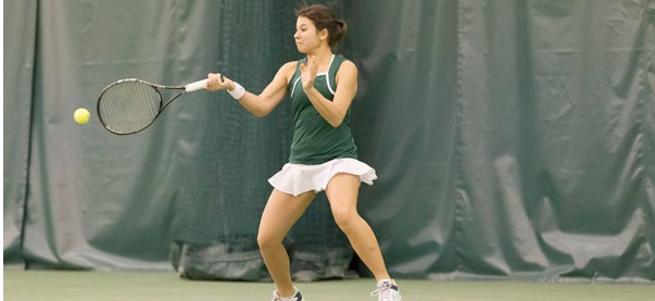 Women's Tennis: Charleston defeats College in CAA semifinals