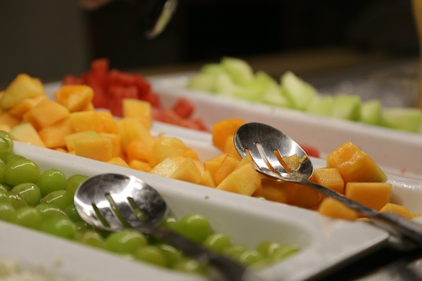 Sodexo brings changes to campus dining