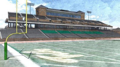 Football: College announces $27 million Zable Stadium renovation