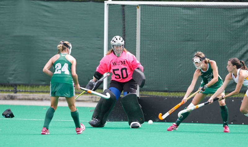 Field Hockey: Tribe takes two loses to open season