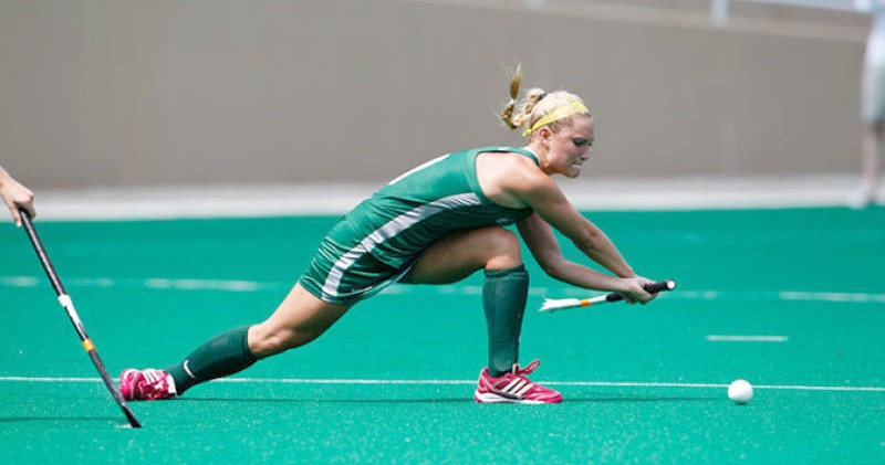 Field Hockey: College splits two games at Wolverine Classic