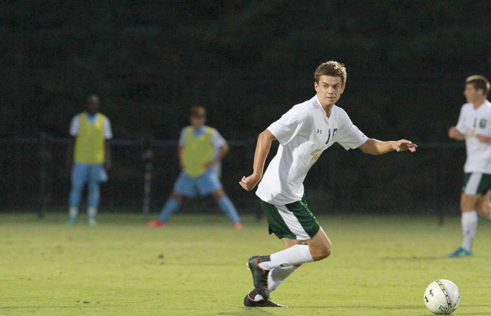 Men's Soccer: Tribe shut out by Georgetown, 1-0