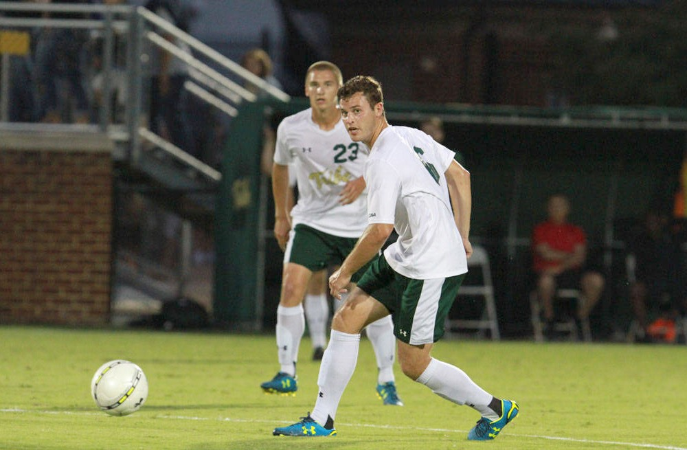 Men's Soccer: Tribe falls to UNC-Wilmington in overtime