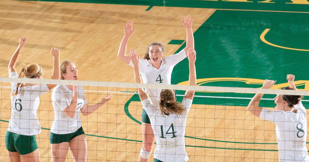 Volleyball: Tribe loses ninth straight match
