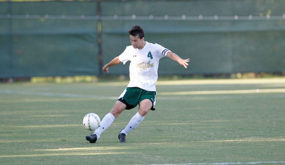 Men's Soccer: Tribe splits two games at VCU Invitational