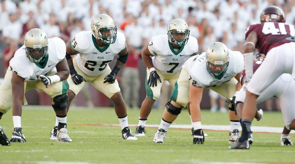 Football: Hampton awaits the Tribe this weekend