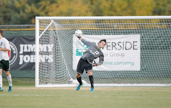Men's Soccer:  Tribe held scoreless against St. Francis