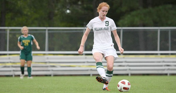 Women's soccer: College holds off Richmond, 4-1
