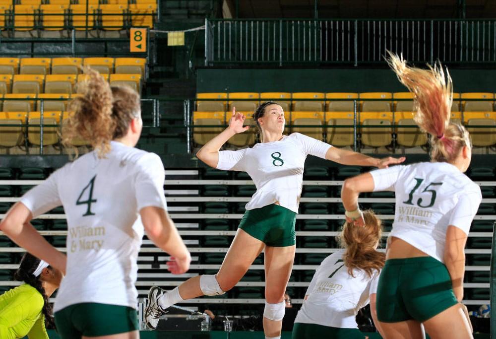 Volleyball: College falls to North Carolina-Wilmington