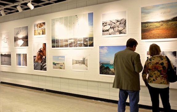 The photographer's eye: 'Breaking Ground' debuts in Andrews Hall