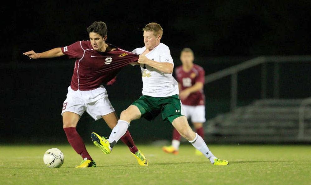 Men's Soccer: Tribe battles Elon to 0-0 draw