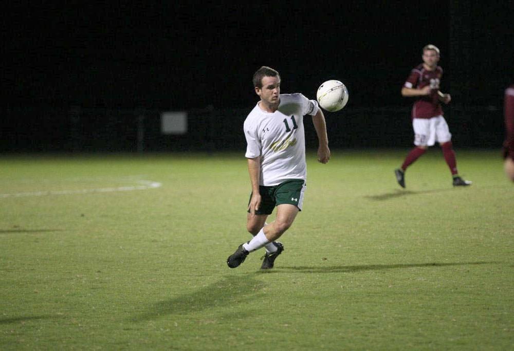 Men's Soccer: Tribe falls to Delaware, 3-1