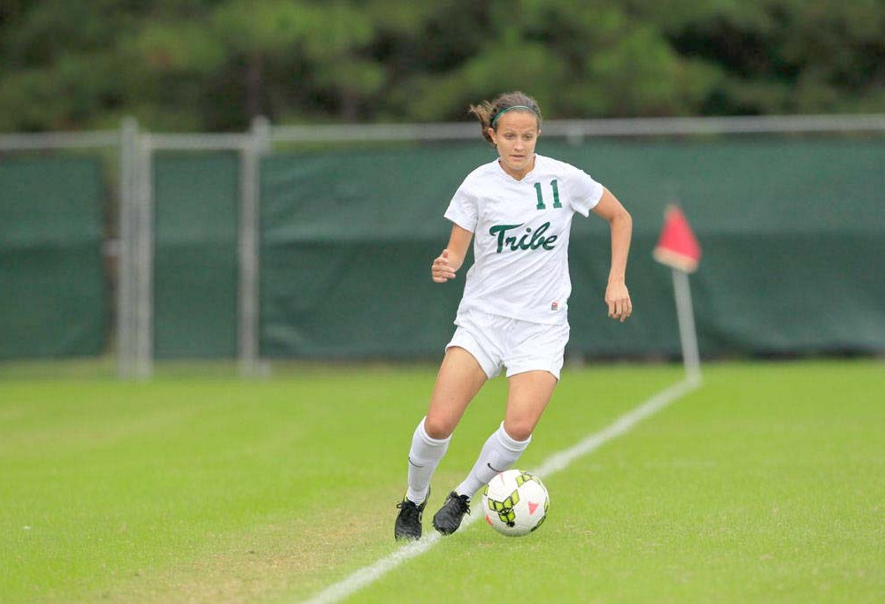 Women's Soccer: College cruises to 3-1 victory