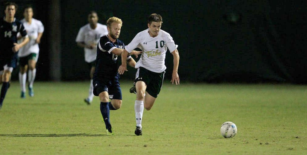 Men's Soccer: College shut out by Old Dominion