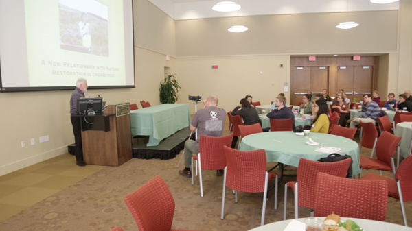 Committee on Sustainability hosts second annual conference