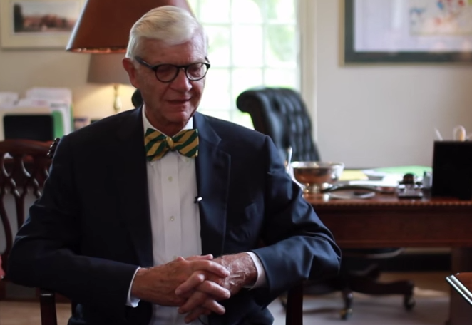 """That Guy"" with President Taylor Reveley"