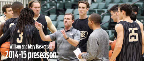 Basketball: Season begins with open practice, scrimmage
