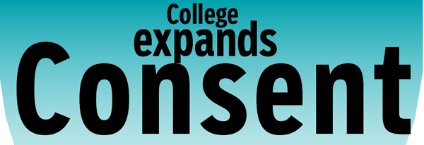 College expands definition of consent