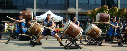 Japanese Cultural Association welcomes autumn with 'Aki Matsuri' festival