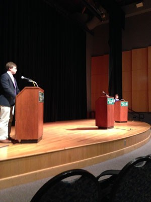 NAACP host debate