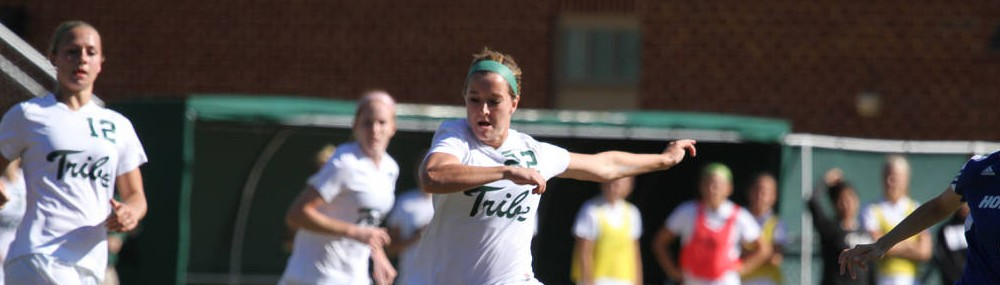 Women's soccer: Tribe drops final two games
