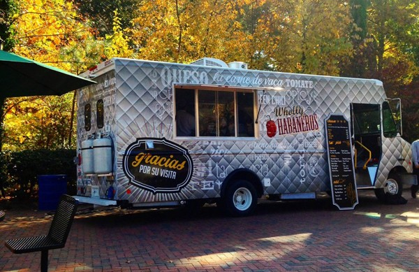 Wholly Habaneros arrives on campus