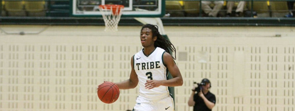 Men's basketball: Tribe tops Wofford, wins fifth consecutive