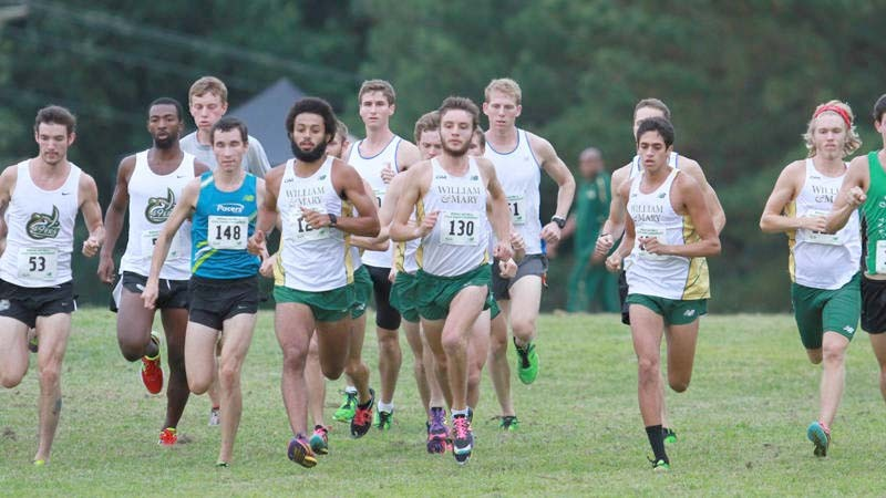 Cross Country: College sweeps CAA championships