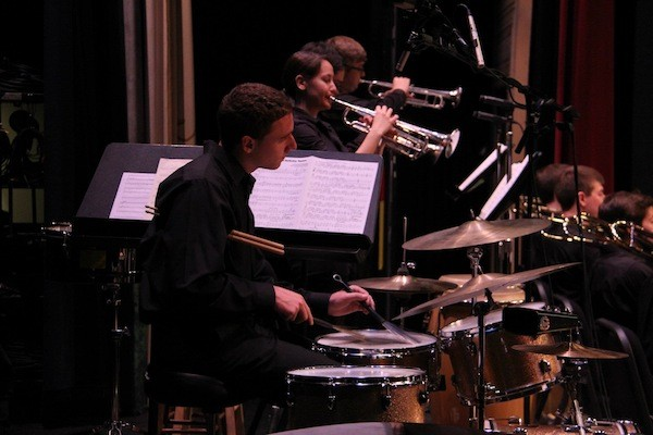 Jazzing it up at the Kimball Theatre