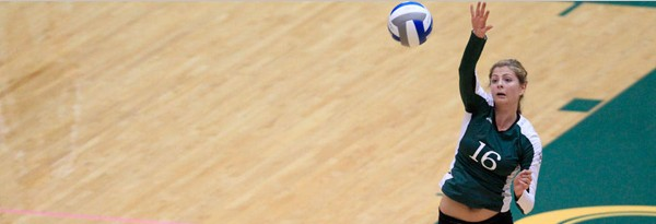 Volleyball: Season comes to a close with split weekend