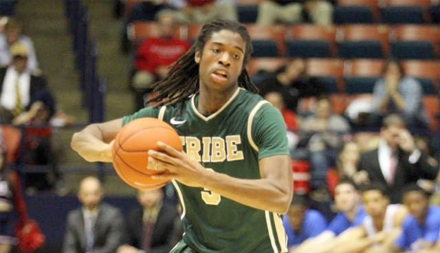 Men's basketball: Thornton nets 37, but Tribe falls to Richmond