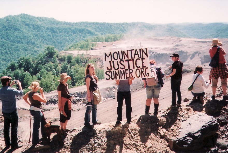 Student Environmental Action Coalition brings Mountain Justice to the College