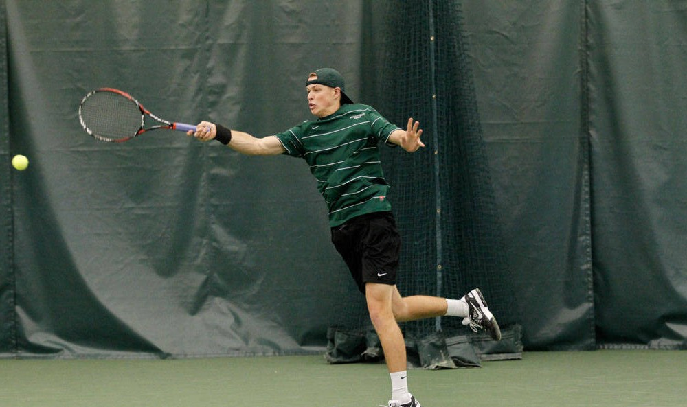Men's Tennis: Tribe dominates Norfolk State