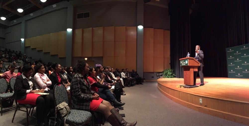 Dr. Marc Lamont Hill discusses Ferguson, civil rights