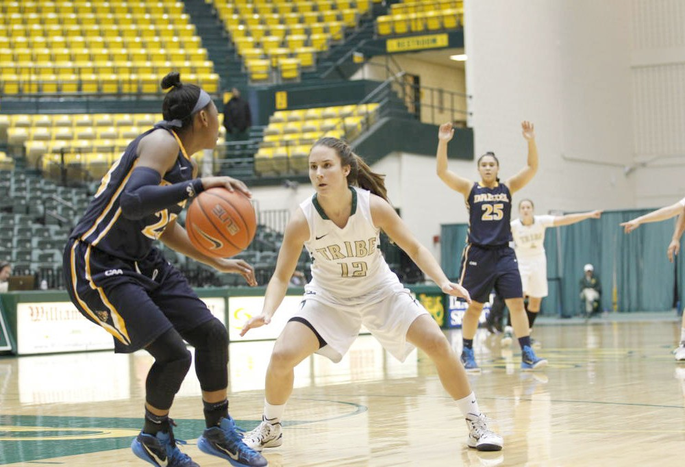 Women's Basketball: College falls to Drexel, rallies against Delaware