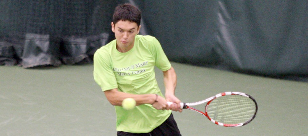 Tennis: Tribe earns four non-conference victories over weekend