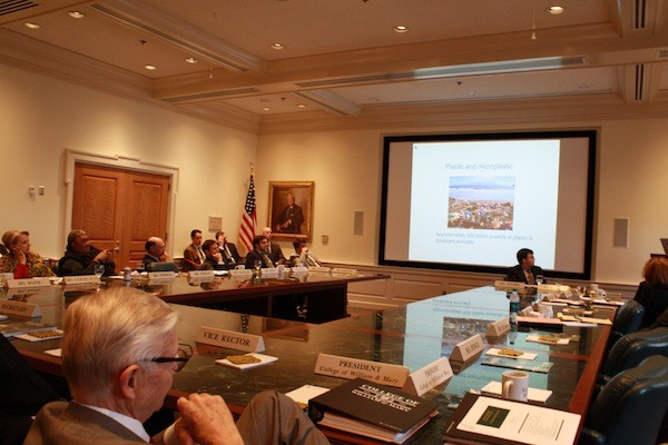 Committee on Strategic Initiatives and New Ventures discusses Virginia Beach Bio Task Force