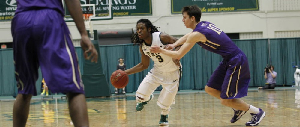 Men's Basketball: Dukes dethroned